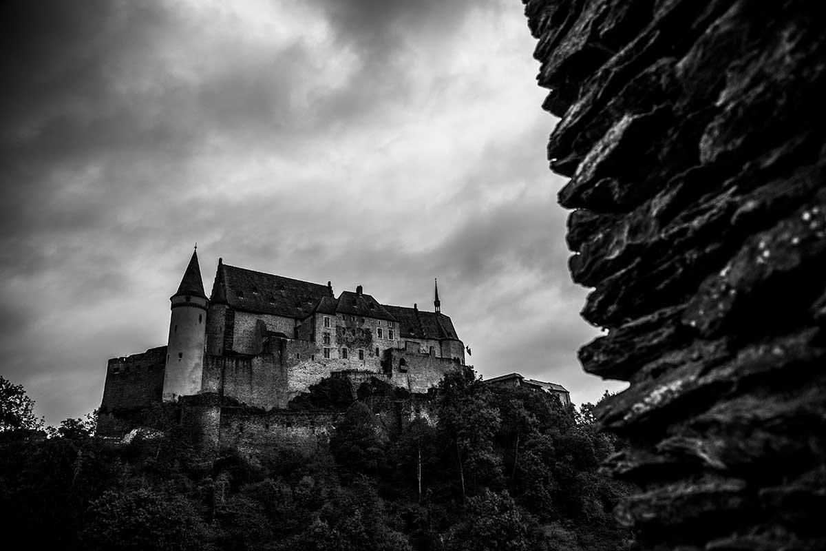 Burg in Luxemburg