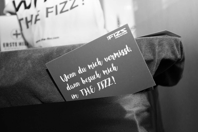 Meine Arbeit im THE FIZZ Berlin